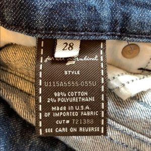 7 For All Mankind Jeans - 7 for all mankind dojo's